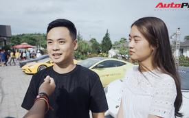 Người tham quan hành trình Car Passion 2019: 'Ngắm siêu xe ăn cơm cũng ngon hơn'