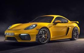 Porsche trình làng 718 Boxster Spyder và Cayman GT4 2020 với động cơ boxer 4.0L mới