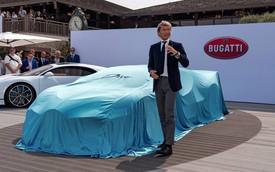 Bugatti úp mở siêu xe giới hạn mới nhưng đó có thể là mẫu xe cũng biết này