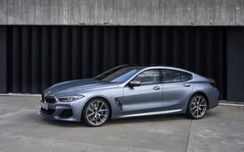 Ra mắt BMW 8-Series Gran Coupe 2020 - Xe 4 cửa sang nhất, đắt đỏ nhất của BMW