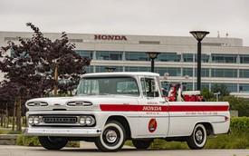 Honda phục chế một chiếc Chevrolet và đây là lý do ít ai biết tới