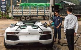 Chủ siêu xe chi hàng trăm triệu đồng đổ xăng trong Car Passion 2019