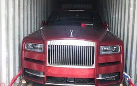 Video: Khui công Rolls-Royce Cullinan màu đỏ đầu tiên Việt Nam