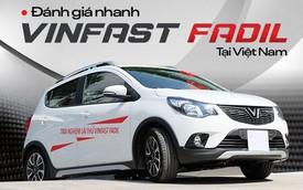 Tranh nhau lái thử VinFast Fadil: Đây là 3 điều cần biết sau những trải nghiệm thực tế đầu tiên