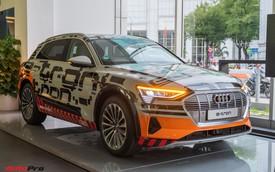 Khám phá Audi e-tron đầu tiên Việt Nam: Không bỏ sót chi tiết nào từ trong ra ngoài