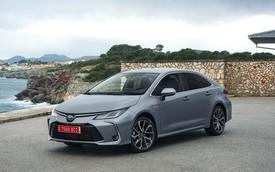 Toyota Corolla Altis tính chuyển nhập khẩu Thái Lan và đây là thời điểm ra mắt phiên bản mới