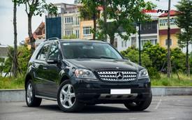 Trải nghiệm nhanh SUV Mercedes-Benz 11 tuổi giá 700 triệu - Thú chơi cho người không quan trọng hình thức
