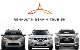 Renault-Nissan-Mitsubishi - Liên minh ô tô lớn nhất thế giới trước bờ vực tan rã