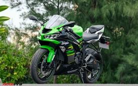 Kawasaki Ninja ZX-6R 2019 nhập khẩu tư nhân đầu tiên về Việt Nam, giá không dưới 300 triệu đồng