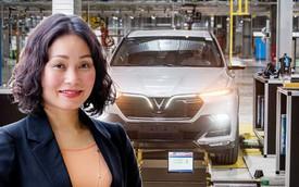 Nữ chủ tịch VinFast tiết lộ lý do vẫn chịu lỗ để làm ô tô trên tờ báo hàng đầu của Mỹ