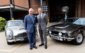 Những siêu phẩm Aston Martin này sẽ xuất hiện trong phần phim Điệp viên 007 mới