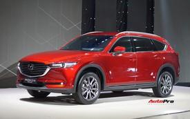 Mazda CX-8 giá từ hơn 1,1 tỷ đồng ra mắt - Át chủ bài của THACO ở phân khúc SUV 7 chỗ