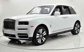 Đại gia Phạm Trần Nhật Minh 'mệt mỏi' chọn Rolls-Royce Cullinan