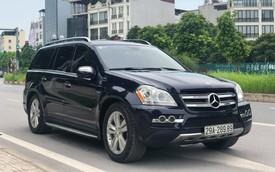 SUV hạng sang Mercedes-Benz GL350 Bluetec đời 2009 biển đẹp rao bán giá ngang Mazda CX-8