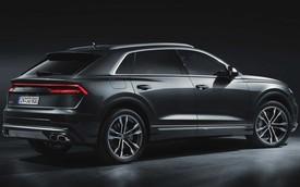 Audi chính thức trình làng SQ8 với động cơ V8 mạnh mẽ