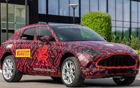 Aston Martin: SUV bùng nổ là nhờ phụ nữ