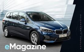 Đánh giá BMW 218i Gran Tourer 2019 - Khi sang trọng đi kèm tính thực dụng