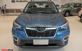 Subaru Forester 2.0i-S Eye-Sight giao xe từ tháng 10, bán giá ưu đãi giảm 89 triệu đồng