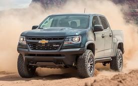 Rộ tin đồn về Chevrolet Colorado mới - Chờ VinFast mang về Việt Nam