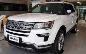 Giá Ford Explorer thực tế tại đại lý tiếp tục giảm sâu, cao nhất 150 triệu đồng