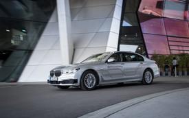 Dùng thử công nghệ tự lái trên BMW 7-Series 2020