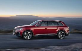 Nếu chờ Audi Q7 facelift thì đây là video chi tiết dành cho bạn