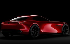 Đây là dấu hiệu cho thấy Mazda sắp tung xe thể thao hoàn toàn mới
