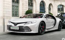 Bugatti Chiron tráo đầu với Toyota Camry: Hợp lý hay báng bổ?