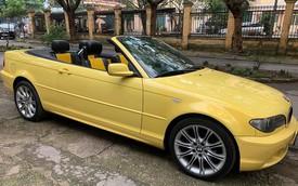 15 năm tuổi, hàng hiếm BMW 318 CI mui trần có giá chỉ hơn 400 triệu đồng
