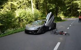 Lái thử siêu xe McLaren, cậu ấm 23 tuổi suýt gây tai nạn chết người nhưng diễn biến sau đó mới bất bình