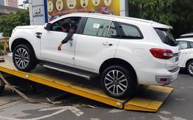 Ford mở dịch vụ cứu hộ ô tô bất kể ngày đêm tại Việt Nam