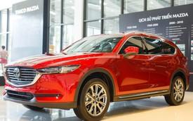 Mazda CX-8: Thời cơ chín muồi cho Trường Hải