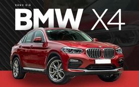 Đánh giá BMW X4: SUV cá tính chiều được số đông