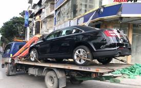 Hàng hiếm Ford Taurus 2019 vừa cập bến Việt Nam