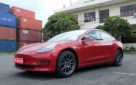 Ô tô điện Tesla Model 3 thứ hai về đến Việt Nam với nhiều điểm khác biệt chiếc đầu tiên