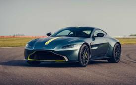 Siêu phẩm hàng hiếm Aston Martin Vantage AMR 2019 mở đặt hàng cho đại gia Việt