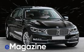 Thử làm ông chủ trên BMW 730Li: Thư giãn thật sự giữa bộn bề cuộc sống