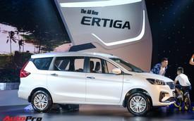 Suzuki Ertiga 2019 chính thức ra mắt thị trường Việt với giá từ 499 triệu đồng: Kỳ vọng bán 1.000 xe/tháng, có tính đến chuyện lắp ráp