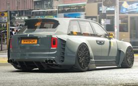 Ý tưởng độ Rolls-Royce Cullinan như cục gạch lại được nhiều người khen tấm tắc