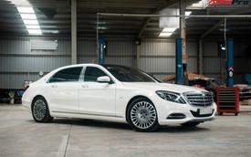 Mua Mercedes-Maybach S600 3 năm tuổi, tiền tiết kiệm đủ sắm thêm Mercedes-Benz GLS mới cứng