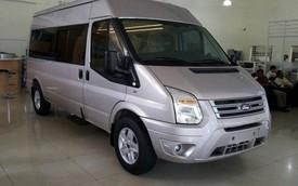 Ford Việt Nam triệu hồi hơn 1.000 xe Transit sửa lỗi khí thải