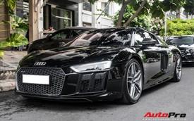 Đại gia Việt phải chi bao nhiêu nếu muốn mua lại Audi R8 sau 12.000 km