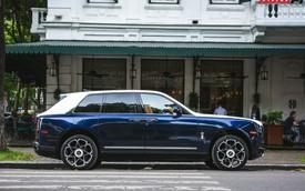 Rolls-Royce Cullinan đầu tiên về Việt Nam 'lột xác' với diện mạo hoàn toàn mới