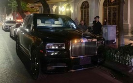 Rolls-Royce Cullinan thứ 3 lăn bánh tại Hà Nội vào thời điểm ít ai ngờ tới