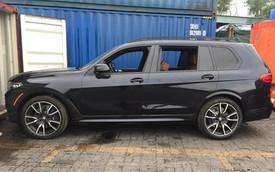 Đại gia Việt chịu chơi: BMW X7 thứ 2 về nước với hàng ghế sau ấn tượng hơn chiếc đầu tiên
