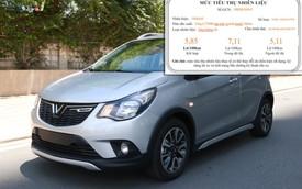 VinFast Fadil hé lộ mức tiêu hao nhiên liệu, ngang Hyundai Accent