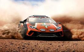 Không chỉ để khoe, Lamborghini Huracan đa địa hình sắp được sản xuất