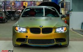 Vào xưởng độ Sài Gòn khám phá BMW M3 E93 Convertible tăng 100 mã lực đầu tiên Việt Nam