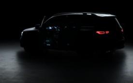Mercedes-Benz GLB 2020 - Đàn em GLC mang dáng dấp 'huyền thoại' G-Class