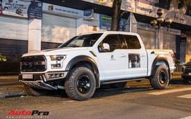 Hàng hiếm Ford F-150 Raptor 2019 mang biển số cặp đáng chú ý